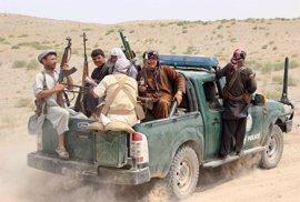 Al menos 40 talibán muertos en combates con el Ejército afgano en Kunduz