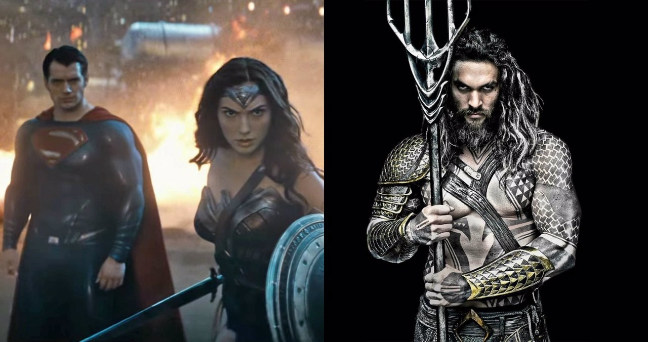 Batman v Superman y Aquaman