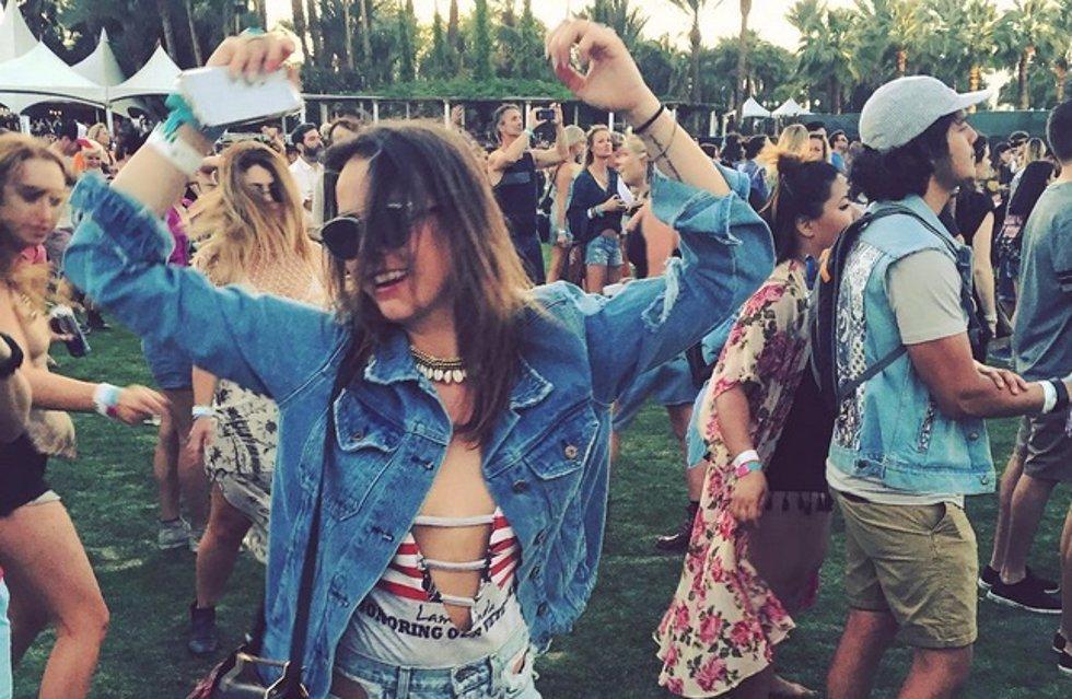 Pauline Ducruet: de la elegancia de Mónaco a la locura del Coachella