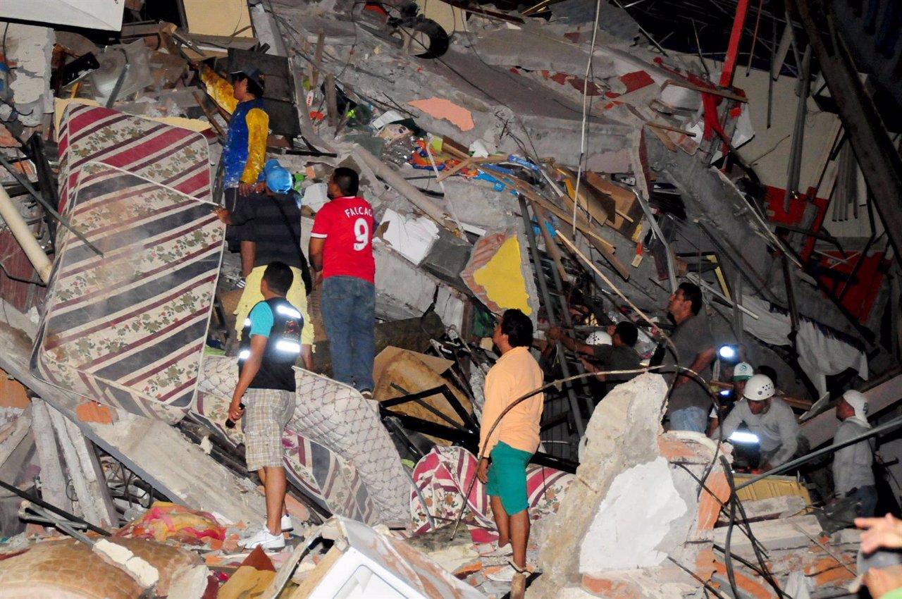 Terremoto de Ecuador, abril 2016