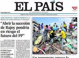 Las portadas de los periódicos de hoy, lunes 18 de abril