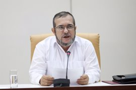 """Las FARC piden al Papa que interceda ante las """"amenazas"""" al proceso de paz en Colombia"""
