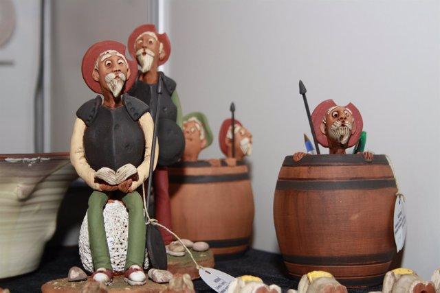 Feria de Artesanía, FARCAMA, Don Quijote, Toledo, Barril