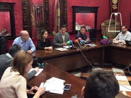 C's apuesta por una moción de censura en Granada liderada por el PSOE