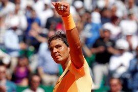 Nadal se sitúa a menos de 1.000 puntos del cuarto puesto mundial tras ganar en Montecarlo
