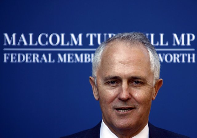 El primer ministro australiano, Malcolm Turnbull