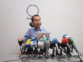 El 'No' al pacto PSOE-Ciudadanos gana por un 88,23% en la consulta de Podemos a las bases