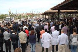 La UCAM guarda un minuto de silencio por las víctimas del terremoto de Ecuador