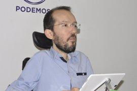 Echenique critica las palabras de Otegi sobre el día del asesinato de Miguel Ángel Blanco