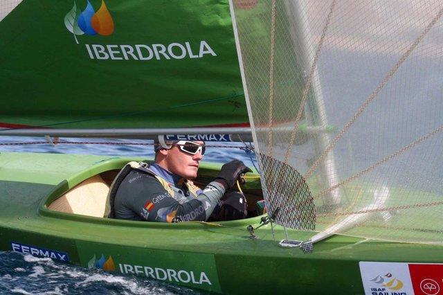 Rafa Andarias. Equipo Paralímpico Español