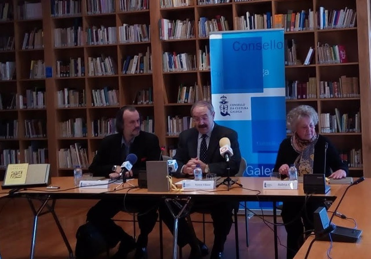 El Consello da Cultura Galega reedita 'Advento', de Manuel María