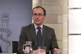 """Alonso ofrece a Urkullu el apoyo del PP para consolidar la estabilidad y evitar giros """"radicales"""" del PNV"""