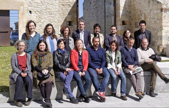 Presentación de los ganadores de ayudas 'Cultura Emprende'