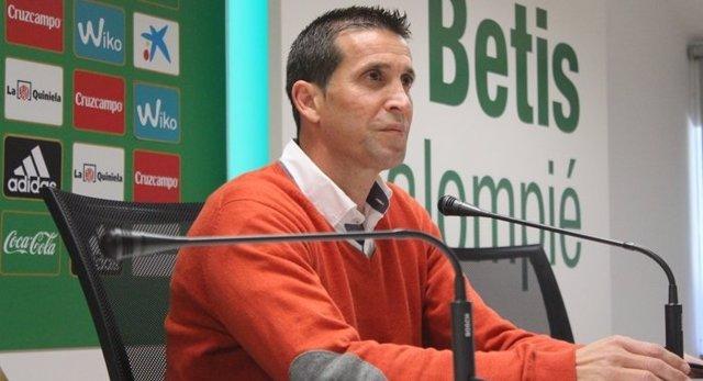 Juan Merino Betis