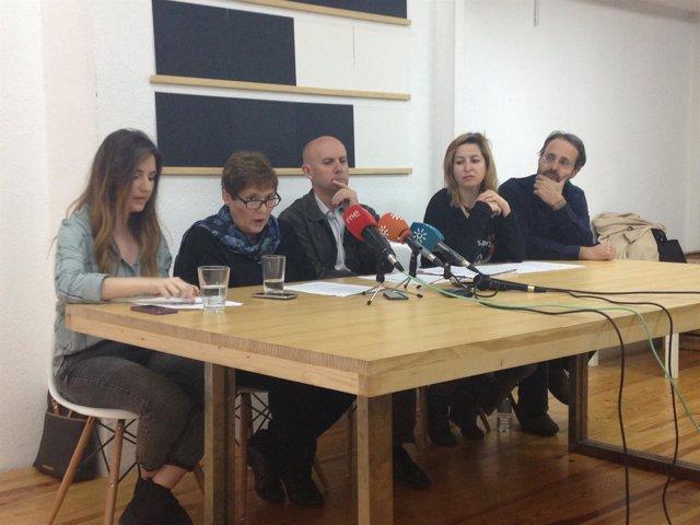 Alcalde de Atarfe, Francisco Rodríguez Quesada, y edil Rosa Félix