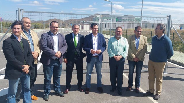 Nota De Prensa, Audio Y Foto PP Andaluz: Juanma Moreno Sobre Apertura Del Hospit