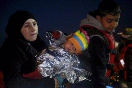 Italia registra el doble de llegadas de inmigrantes en marzo y Grecia menos de la mitad