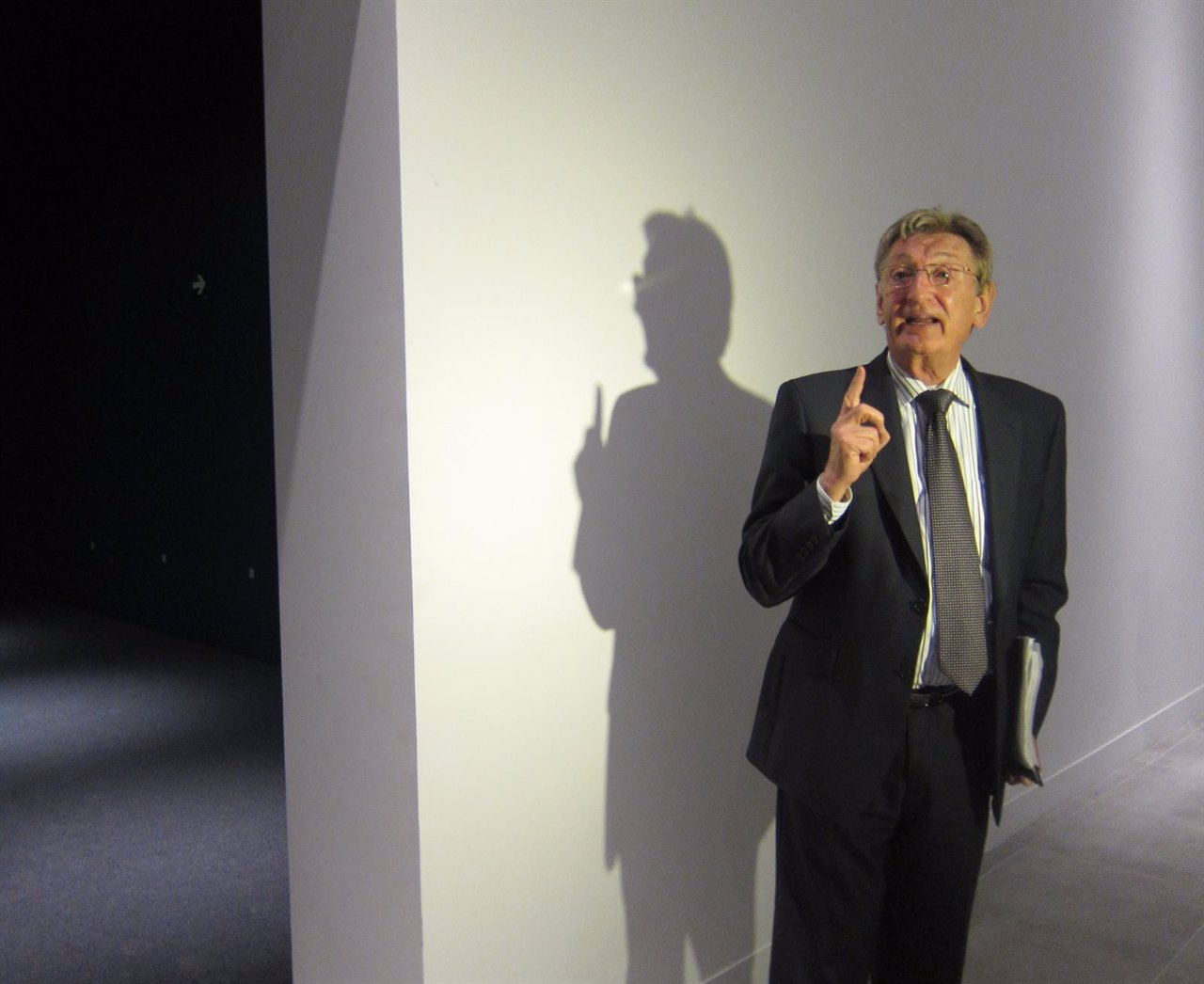 Fulgencio Alcaraz En El Museo De Las Gemas