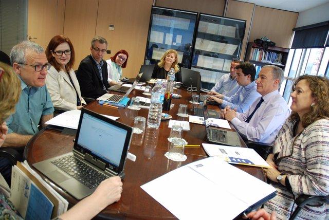 Comisión de acreditación