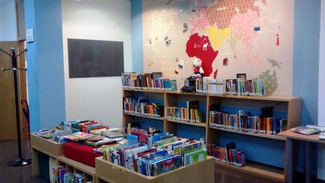 Biblioteca de Renedo