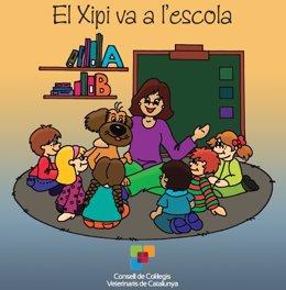 Presos de Quatre Camins colaboran en la redacción de un libro infantil