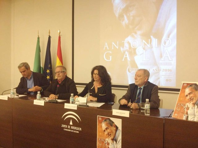 Presentación del Día del Libro en Málaga