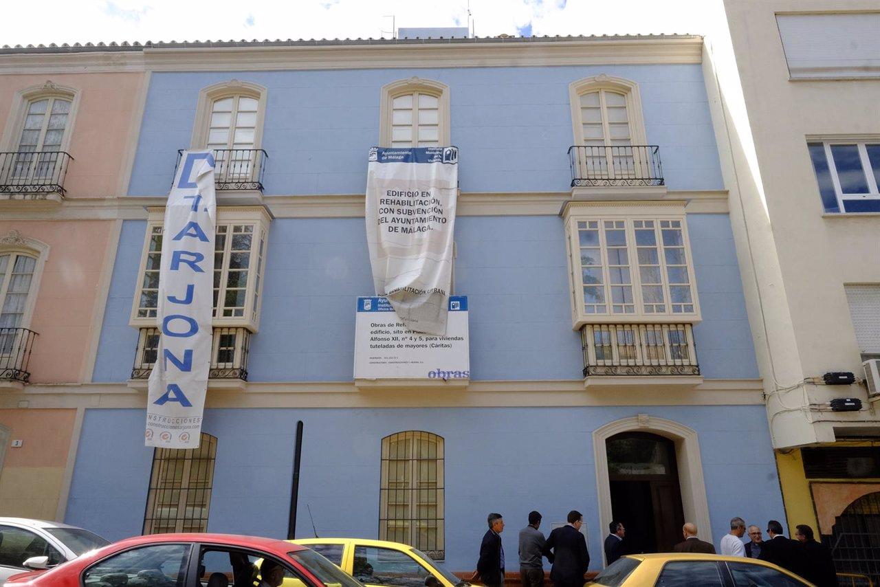 Edificio promoción alojamiento social