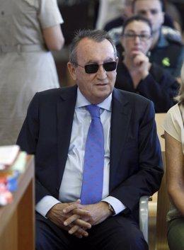 Carlos Fabra, en el juicio por el caso Naranjax