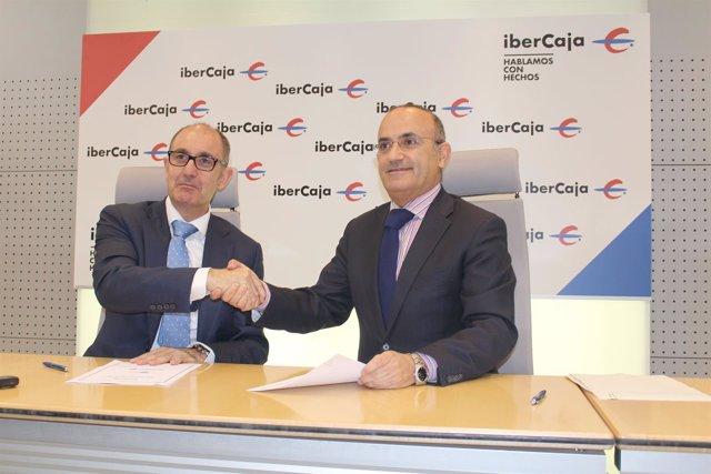 Acuerdo entre Iberaval e Ibercaja