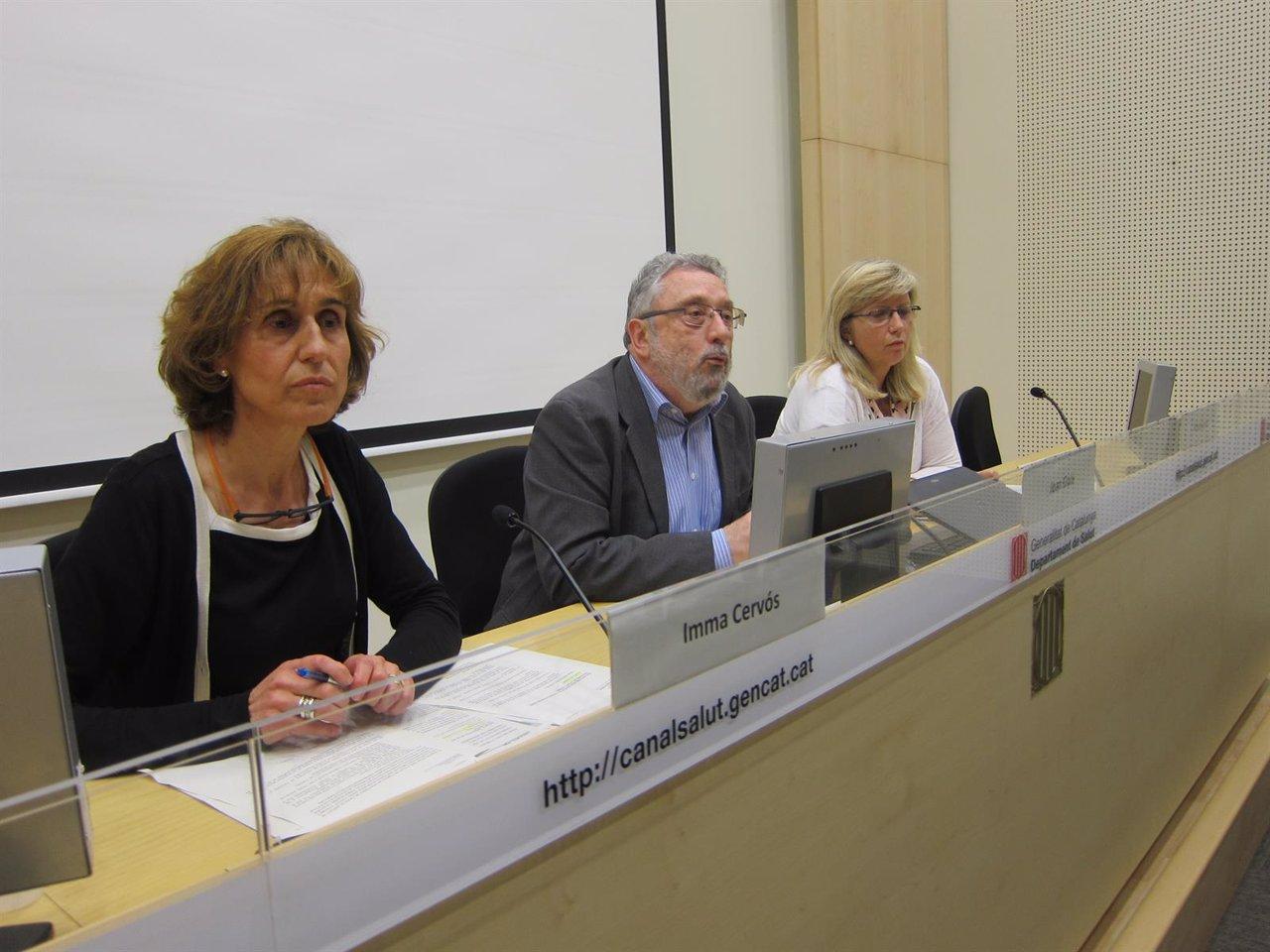 El secretario de Salud Pública, Joan Guix