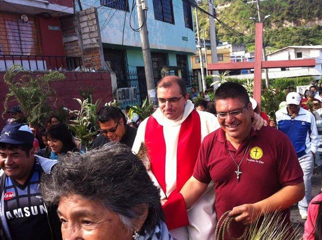 Misionero en Ecuador