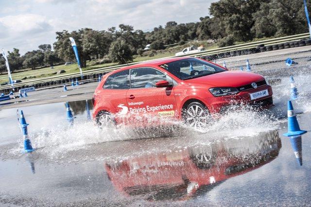 Escuela de conducción R de Volkswagen