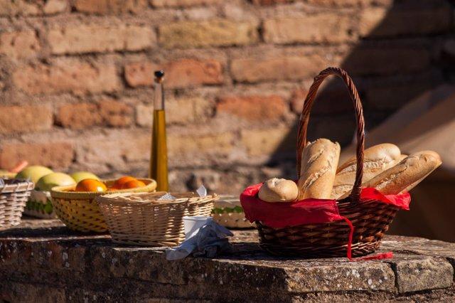 Itálica se prepara para los 'Sabores de Roma'.