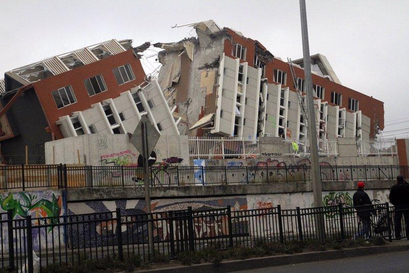 Los 10 terremotos más devastadores que han sacudido Latinoamérica