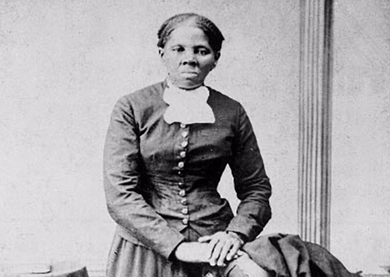 La activista estadounidense Harriet Tubman
