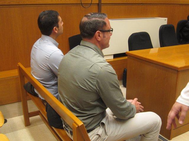 Juicio a  dos mossos acusados de dejar sin ojo a Ester Quintana