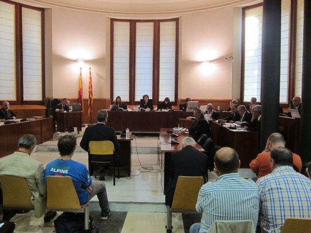 Antoni Salleras (Jefe anticorrupción Mossos),testigo del juicioRiviera-Saratoga