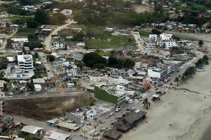 Ya son 588 los fallecidos por el terremoto en Ecuador