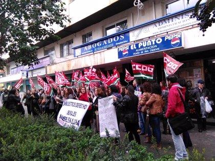 Despidos colectivos y ajustes de plantilla, principales motivos para ir a la huelga