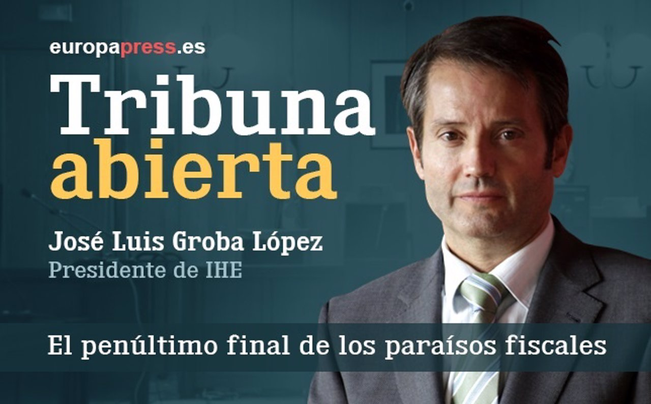 José Luis Groba López, Presidente de Inspectores de Hacienda del Estado (IHE)