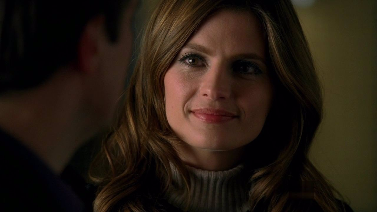 Stana Katic es Kate Beckett