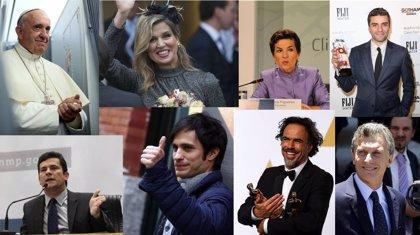 Los 8 iberoamericanos más influyentes de 2016