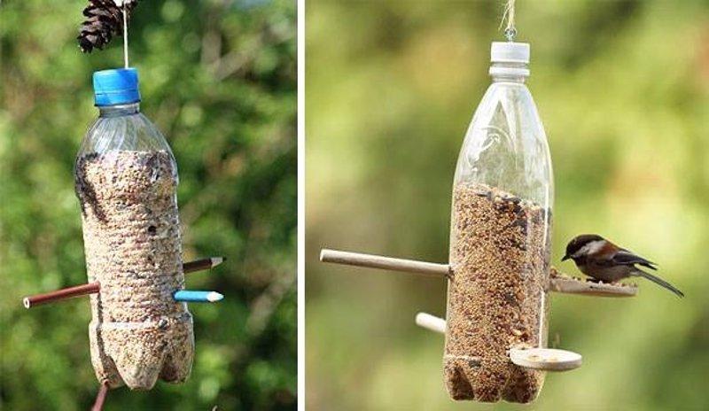 geniales y prcticas ideas para reciclar botellas de plstico