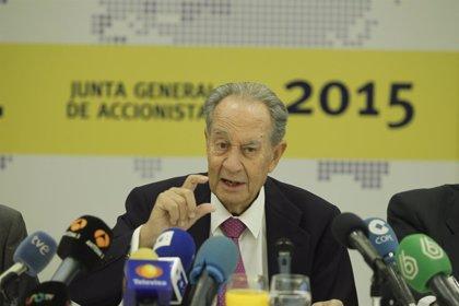 Villar Mir se computa un 58% de OHL al sumar el porcentaje de Tyrus a petición de su auditor