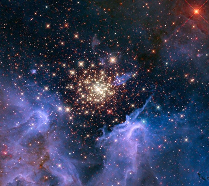 Localizan la mayor fuente de rayos cósmicos que llegan a la Tierra