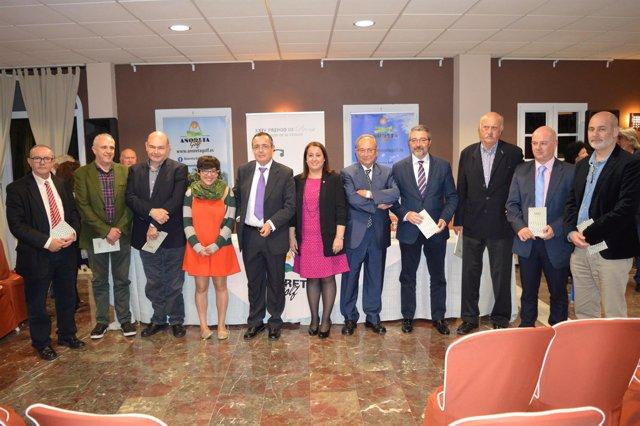 Entrega XXIII Premio Poesía Salvador Rueda