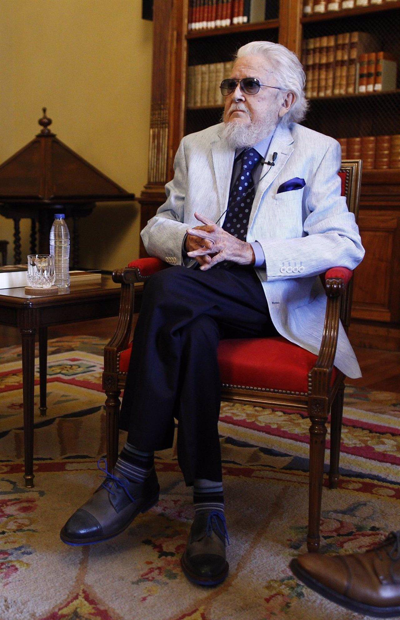 Fernando del Paso, Premio de Literatura en Lengua Castellana Miguel de Cervantes