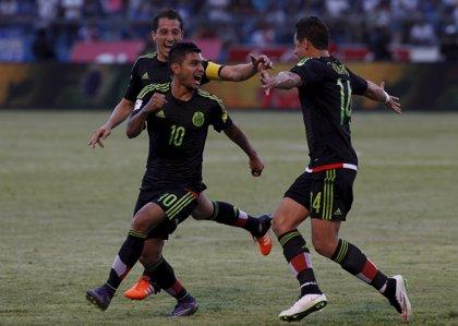 Chicharito Hernández se decanta por la Copa América Centenario con México