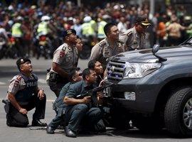 La actividad terrorista inspirada en Estado Islámico alcanza su nivel máximo en Indonesia