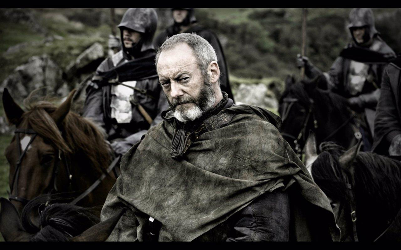 Liam Cunningham es Ser Davos en Juego de tronos